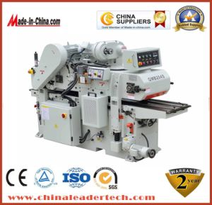Double Side Industrial Woodworking Thickness Planer Machine pictures & photos