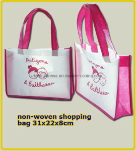 Reusable Non Woven Shopping Promotional Bag pictures & photos