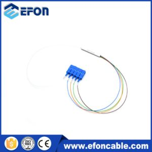 Micro Tubo Sc/APC Connector 1*2 1*4 1*8 PLC Splitter/Optico Divisor Sc/APC pictures & photos