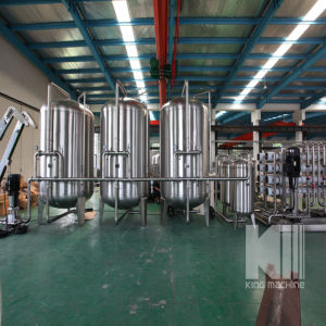 Complete Underground River Water Treatment System pictures & photos