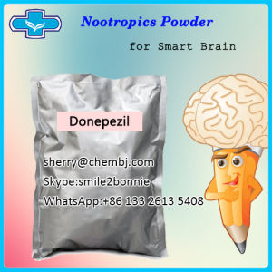 Quality Pharmaceutical Nootropic Powder Smart Drugs Donepezil pictures & photos