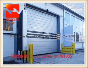Industrial High Speed Spiral Garage Door (HF-K350) pictures & photos