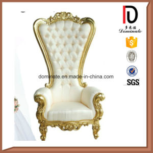 High Back Wedding Queen King Chair Wholesale pictures & photos