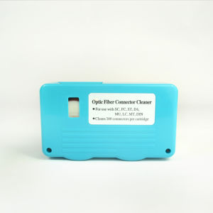 Fiber Optic Connector Cleaner Cassettes pictures & photos