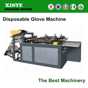 Disposable Polyethylene Working Glove Making Machine pictures & photos