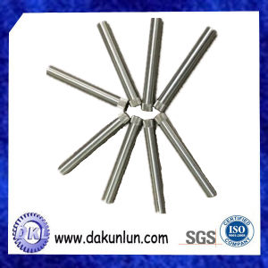 Customized Precision CNC Knurled Stainless Steel Shaft pictures & photos