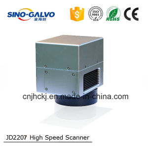 Jd2207 12mm Beam Aperture 20W Fiber Laser Cutting Head with Digital Signal pictures & photos