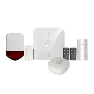 Wireless Home Security WiFi Alarm with APP pictures & photos