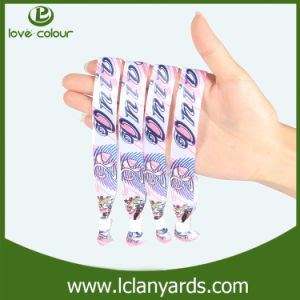 Smart Design Golf Wristband with Sublimation Logo for Club pictures & photos