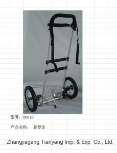 Harp Hand Trolley Instrument Trolly pictures & photos