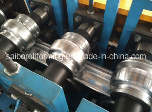 Automatic Steel Door Shutter Roll Forming Machine pictures & photos