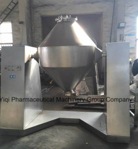 W Series Double Cone Stirring Blender Machine (W-300, W-500)) pictures & photos