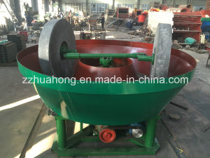 China Wet Pan Mill for Gold/Double Wheel Dressing Machine for Sale pictures & photos
