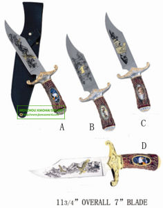 Fantasy Knife Craft Knife Hunting Knife 9575019 pictures & photos