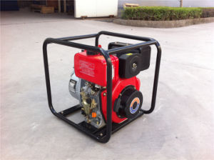 Farm Agricultural Irrigation End Suction Diesel Water Pump pictures & photos