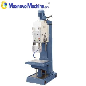 Heavy Duty Box-Column Drill Press 50mm Vertical Drilling Machine (mm-KBM50) pictures & photos