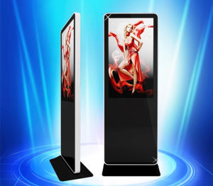 1080P 55-Inch Indoor Waterproof Standard LCD Advertising Digital Signagetag pictures & photos