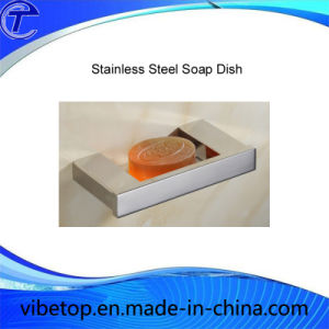 Wall -Mounted Style Stainless Steel Soap Dish by China Supplier pictures & photos