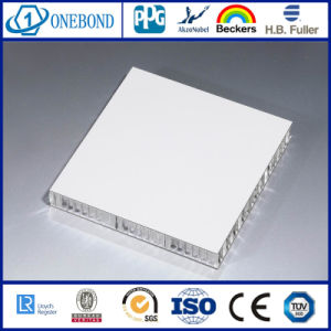 Solid Color Fiberproof Aluminum Honeycomb Panels for Ship Decoration pictures & photos