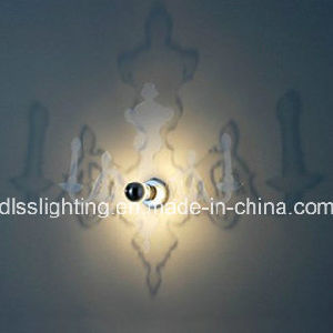 Hot Modern New Design Clear Bulb Decoration Acrylic Wall Lamp pictures & photos