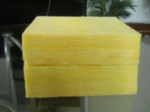 Glass Wool Board Insulation Material pictures & photos