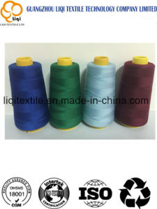 100% 120d/2 Polyester Filament Embroidery Textile Sewing Thread pictures & photos