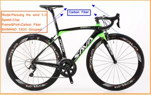 New Fashionable Complete Carbon Road Bike pictures & photos