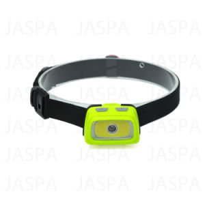 3W White LED + 3in1 Colorful COB LED Headlamp (21-2PX803) pictures & photos