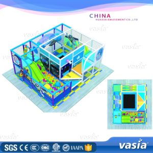 Wenzhou New Style Kids Indoor Soft Playground Products pictures & photos
