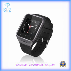 Multi-Function Dz09 Phone Call Fashion Andriod Sport Smart Watch with Bluetooth Alarm Clock pictures & photos