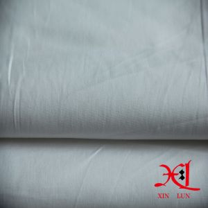Pure White Soft Feel Two Way Stretch Cotton Fabric for Pants pictures & photos