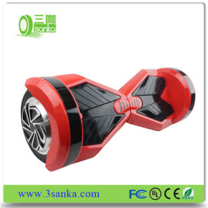 8 Inch Wheel New Products Factory Made Panic Buying Two Wheel Balance Hoverboard with Bluetooth and LED Light pictures & photos