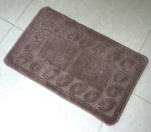 Wholesale Polypropylene Bathroom Floor Bath Door Non-Slip PP Mat pictures & photos