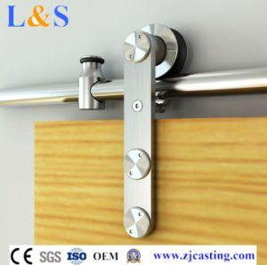 Modern Sliding Barn Door Hardware (LS-SDS-511)