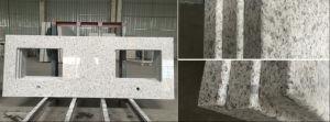 Grey Engeneer Man Made Stone Quartz Benchtop/Countertop pictures & photos