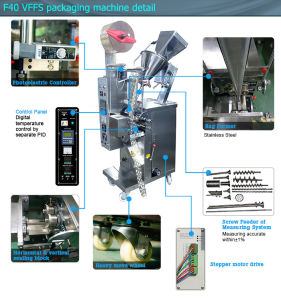 Factory Price Automatic Spice Packaging Machine pictures & photos