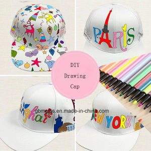 Suitable for Children, DIY Drawing Cap, Secret Garden Cap pictures & photos