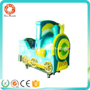 Coin Operated Locomotive Kids Shaking Ride Game Machine pictures & photos