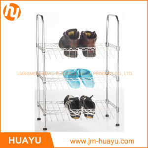 Chrome Plated/Powder Coated Storage Display Rack pictures & photos