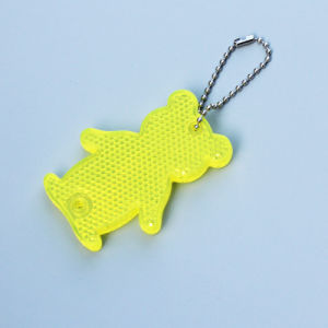 Solar Light Reflector Christmas Keyring, Promotion Gift (JG-T-06) pictures & photos