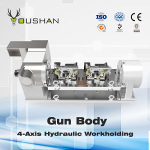 Gun Body 4-Axis Hydraulic Fixture
