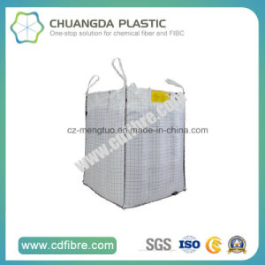 FIBC Super Sack with Baffle Inside Jumbo Container Bag for Standing Stable pictures & photos