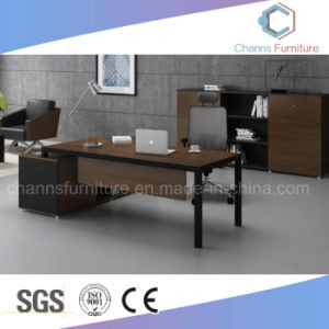 Popular Furniture Wooden Computer Office Desk Executive Table pictures & photos