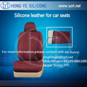 RTV Foam Silicone for Soft Train Cushion pictures & photos