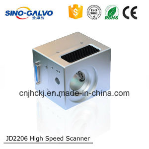 Jd2206A Galvo Laser Scanning System for Fiber Laser Marking pictures & photos