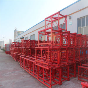 1ton Construction Elevator Price Construction Building Lifting Equipment pictures & photos