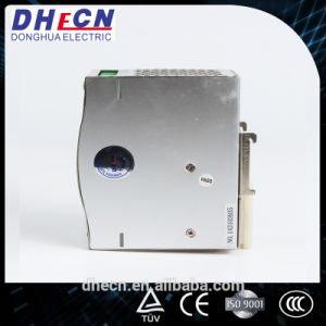 HDR-120, 120W DIN Rail Switching Power Supply 12VDC, 10A, / 24VDC, 5A, / 48VDC, 2.5A pictures & photos