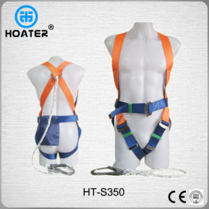 Linan Hoater High Qaulity Full Body Harness with Lanyards pictures & photos