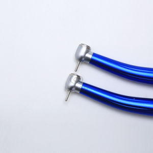 a Quality Ceramic Bearing Colorized Dental High Speed Handpiece pictures & photos