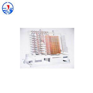 Superior Adhesive Coating Rack for Paper Tube